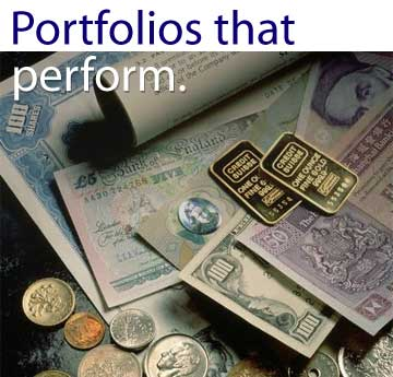 Portfolios built on solid principles and strategies
